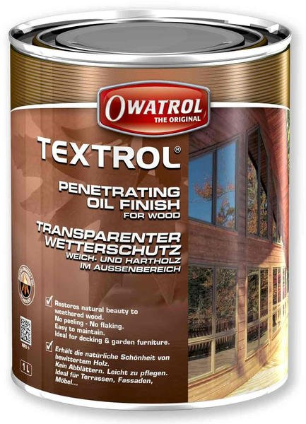OWATROL Textrol 1 l transparent