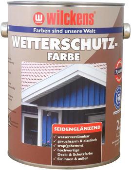 Wilckens Wetterschutzfarbe Anthrazitgrau 2,5 l