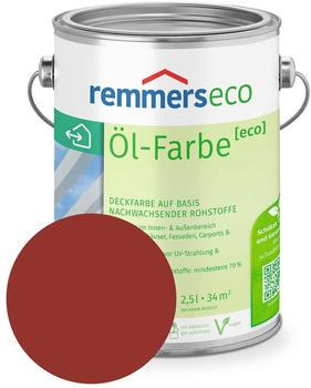 Remmers eco Öl-Farbe 2,5 l Skandinavisch rot