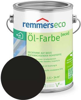 Remmers eco Öl-Farbe 2,5 l Tabakbraun