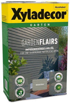 Xyladecor Garden Flairs 0,75 l oliven grau