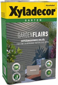 Xyladecor Garden Flairs 1 l sand grau