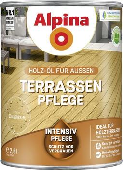Alpina Terrassen-Pflege seidenmatt 2,5 l Douglasie