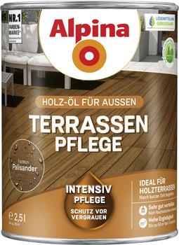 Alpina Terrassen-Pflege seidenmatt 2,5 l Palisander