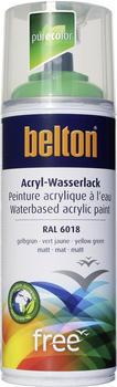 belton-free-pu-wasserlack-400-ml-gelbgruen-matt