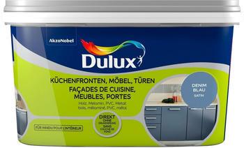 Dulux Fresh Up Küchenfronten, Möbel, Türen 2 l Denim blau satin
