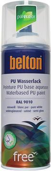 belton-free-pu-wasserlack-400-ml-reinweiss-seidenglaenzend