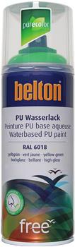 belton-free-pu-wasserlack-400-ml-gelbgruen