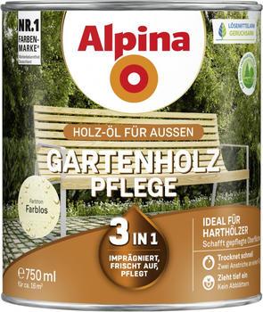 Alpina Gartenholz Pflege 0,75 l farblos