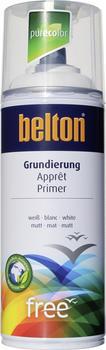 belton free Grundierung 400 ml Weiß matt