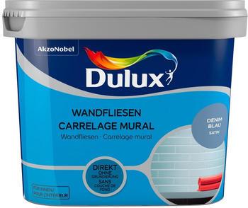 Dulux Fresh Up Wandfliesen 0,75 l Denim blau satin