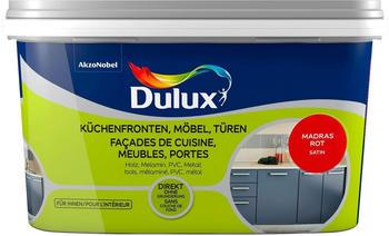 Dulux Fresh Up Küchenfronten, Möbel, Türen 2 l Madras rot satin