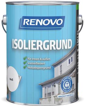 Renovo Isoliergrund weiss 0,75 l