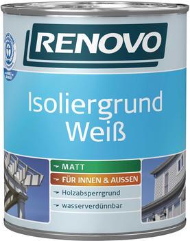 Renovo Isoliergrund weiss 2,5 l