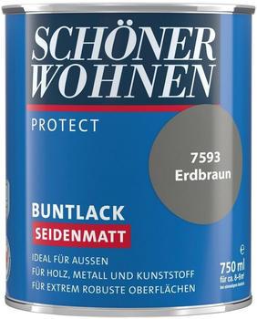 schoener-wohnen-protect-buntlack-seidenmatt-erdbraun-750-ml