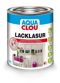 CLOU Aqua Combi Lack-Lasur 750 ml Mahagoni-Braun