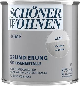Schöner Wohnen Home Grundierung für Eisenmetalle grau 375 ml
