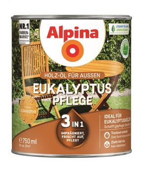 Alpina Eukalyptus Pflege 750 ml