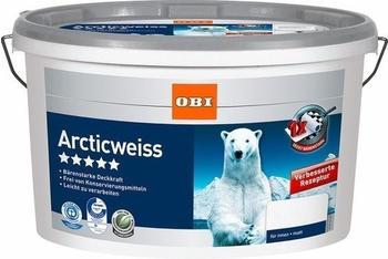 OBI Arcticweiss matt 5 l
