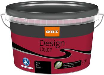 OBI Design Color 2,5 l Berry matt
