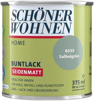 Schöner Wohnen Home Buntlack seidenmatt salbeigrün 375 ml