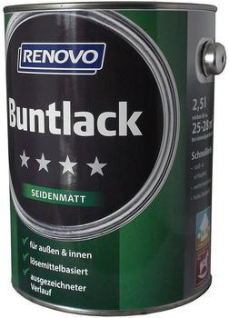 Renovo Seidenmattlack Taubenblau RAL5014 2,5 l