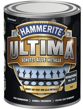 Hammerite Ultima 750 ml anthrazitgrau matt