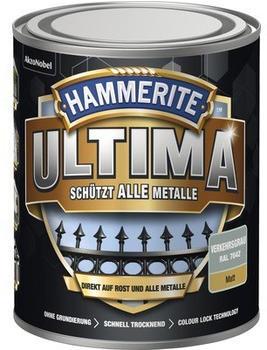 Hammerite Ultima 750 ml verkehrsgrau matt
