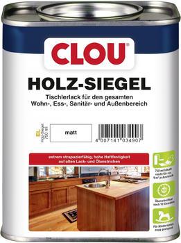 CLOU Holz-Siegel matt 750 ml