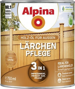 Alpina Lärche-Pflege 750 ml