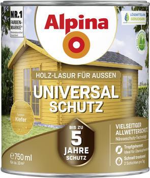 Alpina Universal-Schutz seidenmatt 750 ml Kiefer
