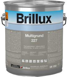 Brillux Multigrund 227 rotbraun 3 Liter