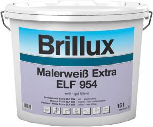 Brillux Malerweiß Extra ELF 954 10 Liter