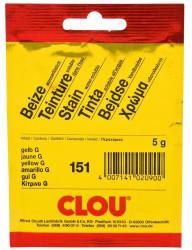 Clou CLOU Beize in Pulver 5 g 151 gelb G