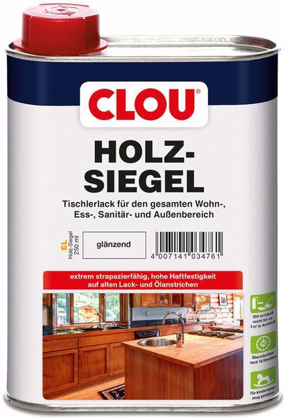 Clou CLOU Holz-Siegel glänzend 250 ml