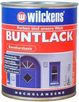Wilckens Buntlack hochglanz 750 ml enzianblau