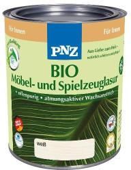 PNZ Bio Möbel- und Spielzeuglasur 0,75 l nussbaum