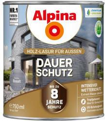 Alpina Farben Alpina Dauer-Schutz 0,75 l Basalt