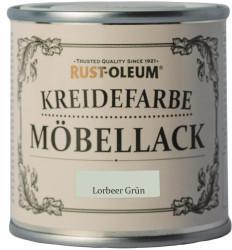 RUST-OLEUM Möbellack Kreidefarbe Lorbeergrün Matt 125 ml