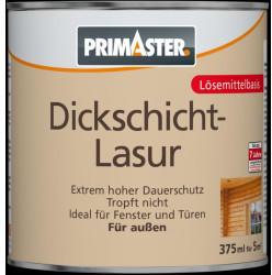 PRIMASTER Dickschichtlasur 375 ml eiche