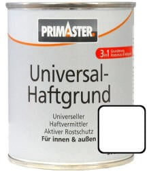 PRIMASTER Universal-Haftgrund 375 ml weiß matt