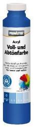 PRIMASTER Voll- und Abtönfarbe 750 ml ultramarinblau matt