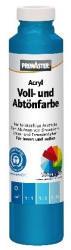 PRIMASTER Voll- und Abtönfarbe 750 ml blau matt