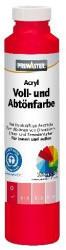 PRIMASTER Voll- und Abtönfarbe 750 ml rot matt