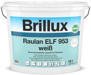 Brillux Raulan ELF 953 weiß 10 l