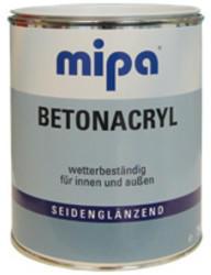 mipa Betonacryl 2,5 l silbergrau