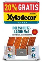 Xyladecor 2-in-1 Holzschutzlasur 5l