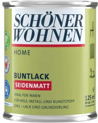 Schöner Wohnen Home Buntlack seidenmatt taupegray 125 ml