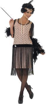 Smiffy's 1920er Coco Flapper Kostüm Gr. L (28820)