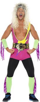 Smiffy's Retro Wrestler Kostüm Gr. XL (27561)